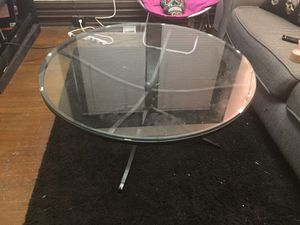 Glass coffee table for Sale in Columbus, OH