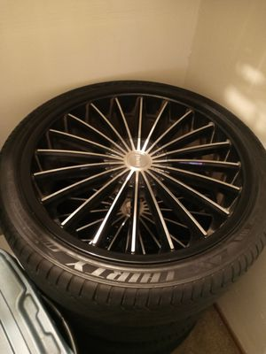 "$1,000 22""rims for Sale in Florissant, MO"