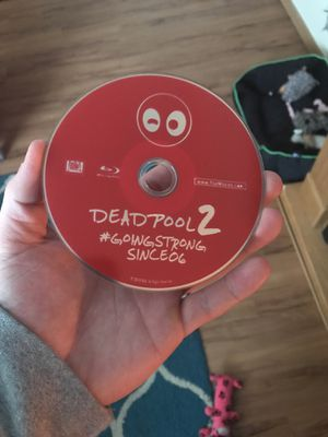 Deadpool 2 dvd for Sale in Sioux Falls, SD