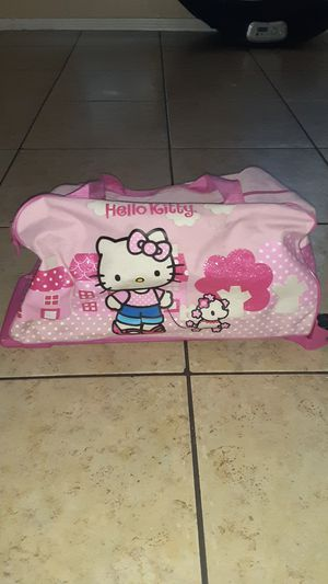 Hello kitty packing for girls for Sale in Arlington, TX