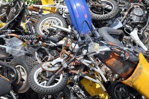 FREE Pickup of Scrap Vehicles, Mowers, 4wheelers, Motorcycles, Jetskis, etc. for Sale in Lula, GA