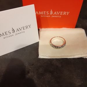 James Avery Silver Size 8 Always &forever for Sale in Austin, TX