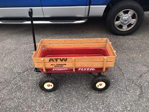 **Excellent All Terrain Radio Flyer Wagon** for Sale in Virginia Beach, VA