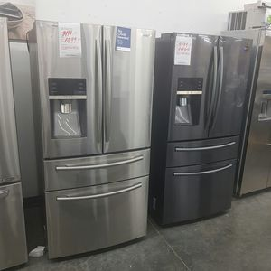 SAMSUNG flex 4door Refrigerator Multi Zone Drawer for Sale in Ontario, CA