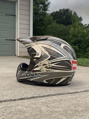 Dirt bike Helmet/youth for Sale in Gainesville, GA