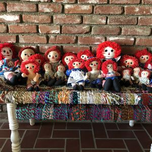 Raggedy Ann & Andy Dolls for Sale in Torrance, CA