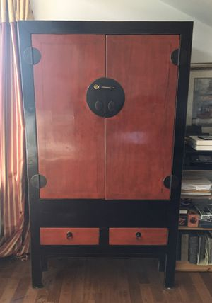 ARMOIRE - Authentic Asian Design for Sale in Kent, WA