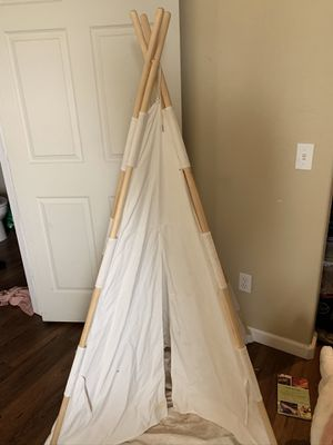 Kids teepee play tent for Sale in Piedmont, OK