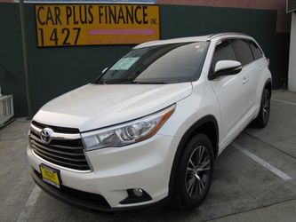 2016 Toyota Highlander XLE for Sale in Los Angeles,  CA