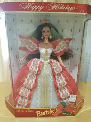 Happy Holidays Barbie Doll - Special Edition 10th Aniversary Hallmark 5th in Series (1997) for Sale in Woodbridge, VA
