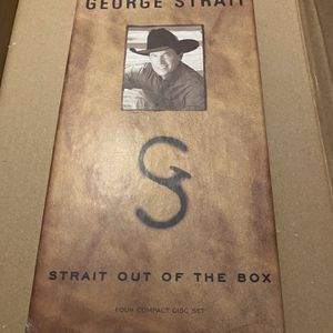 George Strait Box Set for Sale in Milton, FL