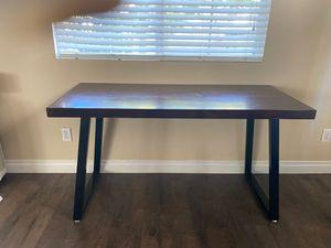 Nice Wooden School Desk for Sale in Moreno Valley, CA