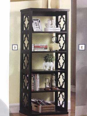 Coaster black bookcase #802577 for Sale in North Richland Hills, TX