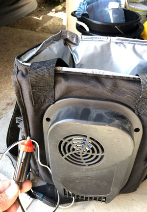 Portable powered cooler for Sale in Hayward, CA