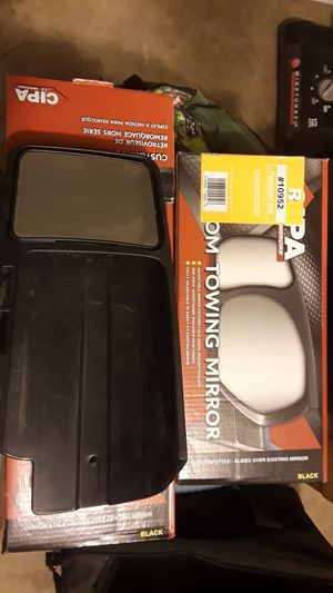 CIPA Custom side mirrors for towing for Sale in Keizer, OR