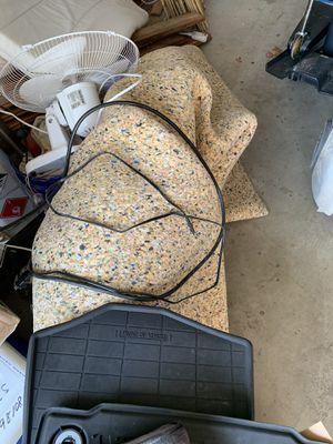 Carpet padding 100sqft free for Sale in Renton, WA