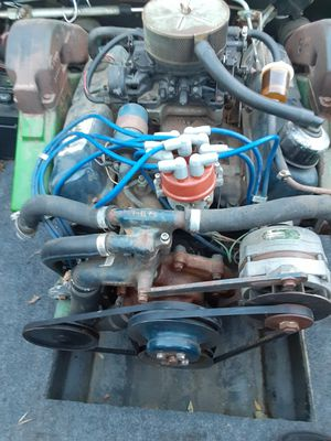 1974 302 ford boat motor for Sale in Fontana, CA