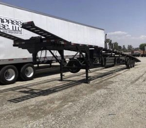 Kuafman Car Wedge trailer (DOT READY) for Sale in CA, US