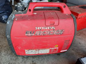 Honda generator for Sale in Van Buren Bay, NY