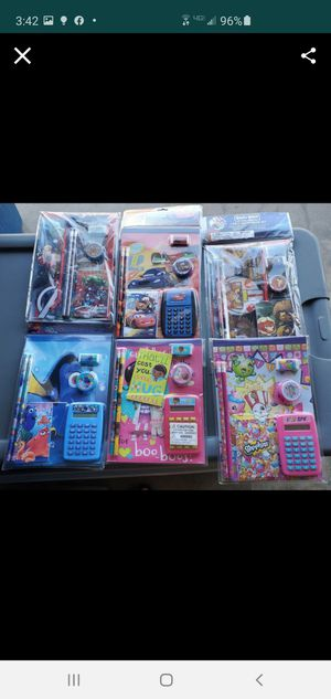 New kid sets for Sale in Riverside, CA