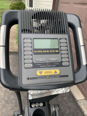 Golds gym elliptical $100 for Sale in Dillsburg, PA
