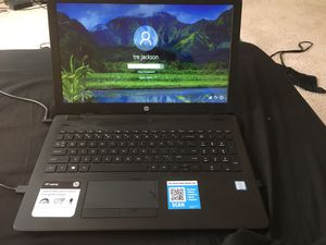 HP 64-bit Windows 10 Touch Screen Laptop for Sale in Rochester, NY