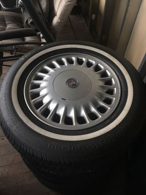 Buick wheels and tires for Sale in Cleveland, OH