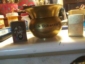 SPATOON U.S. TOBACCO CO. & ZIPPOS for Sale in Las Vegas, NV