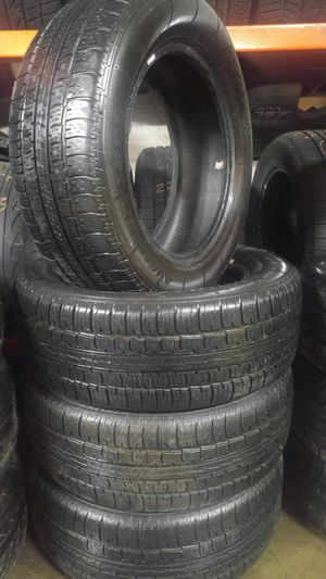205/60/15 tire set for Sale in Springfield, MA