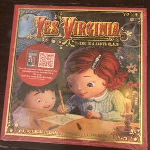 Yes Virginia There Is A Santa Claus Children's Book for Sale in Riverside, CA