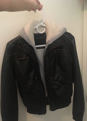Leather Hoodie Jackets for Sale in Hillsboro, OR