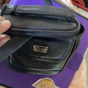 ICON Photography / Camera Case Black Leather for Sale in Cerritos, CA