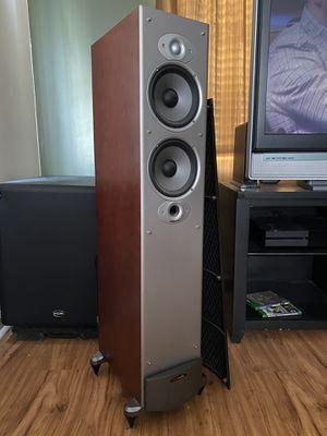 Polk surround sound speakers for Sale in Auburn Hills, MI