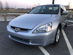 2003 Honda Accord V6 , only 109K LOW miles, loaded for Sale in Quincy, MA