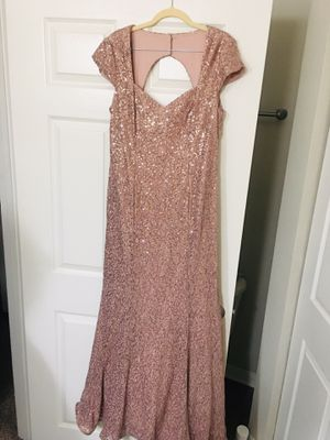 Blush Pink Formal/Prom Dress for Sale in Orlando, FL