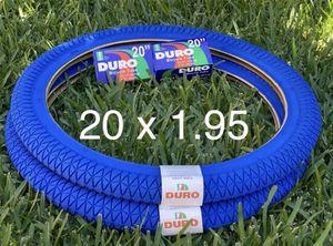 20x 1.95 Bike Tires 🆕🚴🏽♀️ for Sale in Azusa, CA