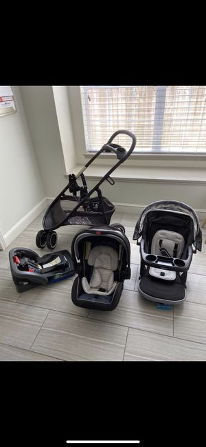 Graco travel system for Sale in Humble, TX