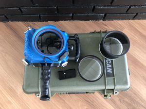 Aquatech Waterhousing for Nikon D850 for Sale in El Segundo, CA