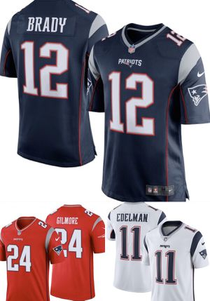 New England Patriots Jerseys all players for Sale in Brookline, MA