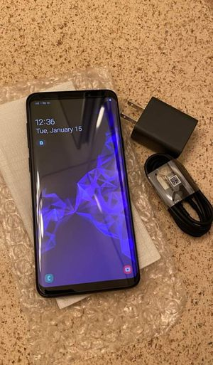 Samsung Galaxy S9 Plus, Factory Unlocked.. Excellent Condition. for Sale in Springfield, VA