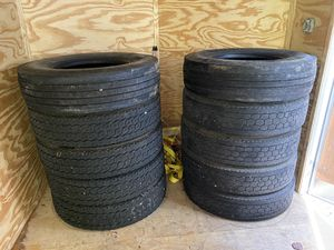 Used 11r 22.5 Truck Tires!!! for Sale in Prince George, VA
