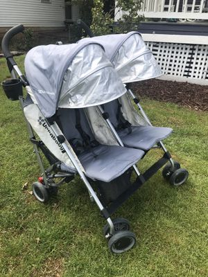 UPPAbaby glink double stroller for Sale in Vienna, VA