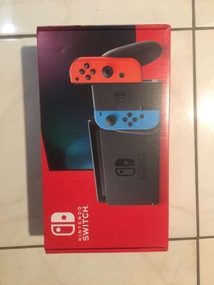 Nintendo Switch Console 32gb Ver. 2 (like NEW) for Sale in Hialeah, FL