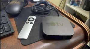 Apple TV with Remote. 3rd Generation for Sale in Lutz, FL