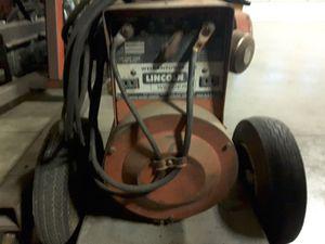 Lincoln welder with generator Kohler engine. for Sale in Eden, WI
