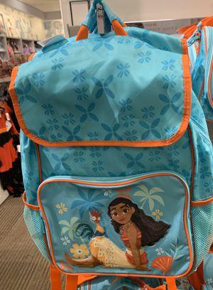 Moana book bag for Sale in Merrick, NY