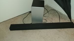 VIZIO SB3621n-E8B 2.1 Soundbar Home Speaker for Sale in Alexandria, VA