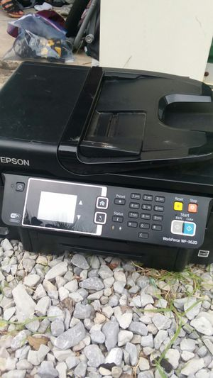 Epson precision core computer printer for Sale in Panama City Beach, FL