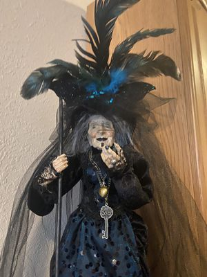 Halloween witch free for Sale in Lynwood, CA