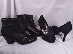 Candies Heels Bandolino Boots Black 9 1/2 for Sale in Pinellas Park, FL